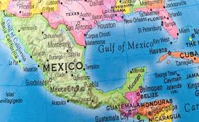 map usa mexico border united states mexico map major tourist attractions maps