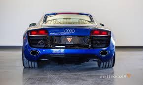 Audi R8 Blue - 2010 audi r8 v10 coupe lamborghini calgary