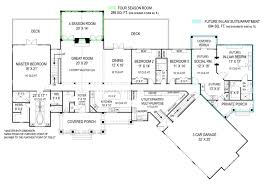 floor plans with detached guest house