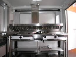 food trailer exhaust fans 7 ft concession trailer or food truck grease exhaust vent hood with