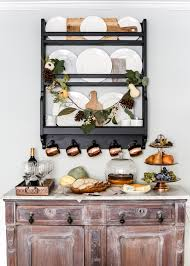 Tuesday Morning Home Decor Copper Home Decor For Under 20 Shop Smart Buffet And Vignettes