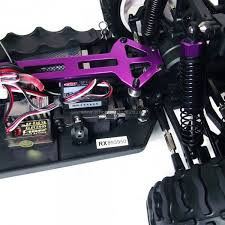 hsp brontosaurus 4wd road rtr rc monster truck 2 4ghz radio