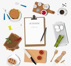 dessin recette de cuisine livre de cuisine recette dessin de cuisson png et vecteur pour