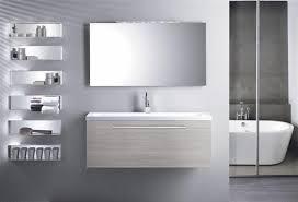 armadietto bagno con specchio light mobile bagno in laminato svezia