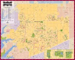 Plano Map Case Study Parks U0026 Recreation Map Cartagram