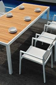 teak patio dining table patio fancy patio sets wicker patio furniture on white aluminum
