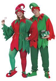 Robin Halloween Costume Men Size Christmas Elf Costume Mens Womens Elf Costumes