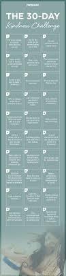 Challenge How To Do It 30 Day Kindess Challenge Popsugar Smart Living