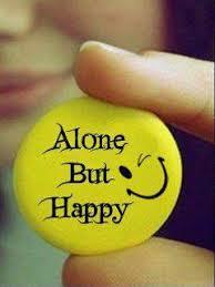 alone but happy wallpaper free mobilclub mobi happy