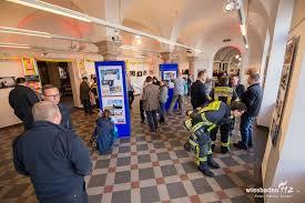 Jugendfeuerwehr Wiesbaden112 De Oberbürgermeister Eröffnet U201e10 Jahre Wiesbaden112 U201c Fotoausstellung