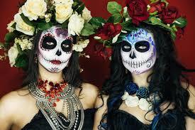 maquiagem de caveira mexicana catrina veja o passo a passo