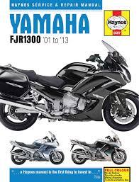 yamaha fjr1300 01 13 haynes repair manual haynes publishing
