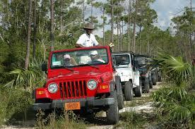 beach cruiser jeep shore excursion bahamas jeep adventure freeport the bahamas