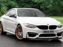 bmw automatic car used bmw m4 automatic for sale motors co uk