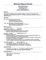 Best Online Resumes by Examples Of Resumes 85 Astounding Online Resume Sample Format
