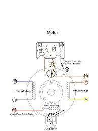 wiring diagram for dayton electric motor dayton motors wiring