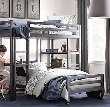 Restoration Hardware Bunk Bed Industrial Loft Study Bunk Bed Bunk Beds Restoration Hardware