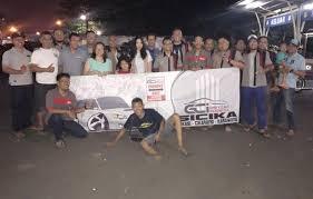 kopdar grey car indonesia sicika bertema back to 90 s otomotifxtra