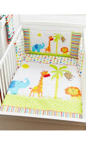 Asda Bed Sets Jungle Cot Bedding Baby Bedroom