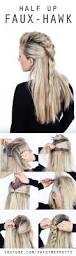 Easy Hairstyle Tutorials For Long Hair by Best 25 Medium Hair Tutorials Ideas On Pinterest Easy Hair