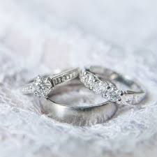 timeless wedding rings elopement wedding rings