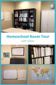 homeschool room tour simple design for any space janelle knutson
