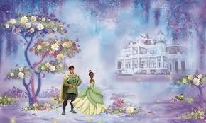 bedroom decor ideas and designs how to decorate a disney s disney the princess and the frog 6 foot by 10 5 foot prepasted wall mural