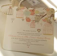 vintage wedding invites hanging vintage birdcages wedding invitations by beautiful day