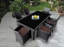 Presidio Patio Furniture by Tremendous Outdoor Black Wicker Patio Furniture Storage Deck Box