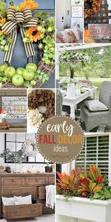 early fall decorating ideas tidymom