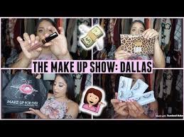 Makeup Classes Dallas The Makeup Show Dallas Haul Youtube