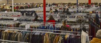 black friday thrift store sales thrift donations and shopping volunteers of america