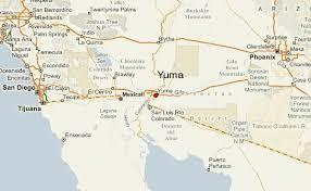 yuma arizona map otros lugares cercanos a yuma gardening that