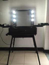 makeup artist station online shop 6 types makeup artist box with lights station