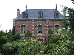landscape cool small french country house design exterior with