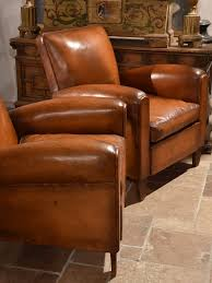 201 best french leather vintage club chairs images on pinterest