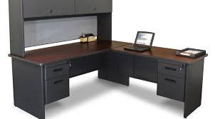 desks at office max 100 office max desk furniture l 100 l shaped desk office depot