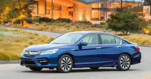 what is the luxury car for honda 2017 honda accord hybrid pricing for sale edmunds