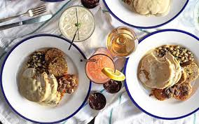 Los Angeles Restaurants Open On Thanksgiving The 9 Best Restaurants In L A Doing Thanksgiving Dinner This Year