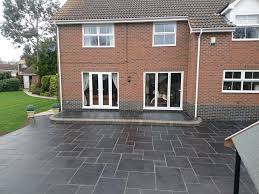Limestone Patios Portfolio Patios And Garden Paths By Gilbert Scape Landscaping