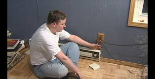 video how to wire a baseboard heater ehow