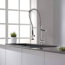 kraus kitchen faucets impressive commercial kitchen faucets kraus commercial
