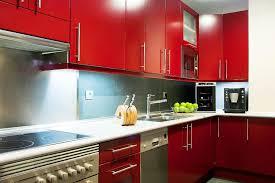 Gloss Red Kitchen Doors - j u0026 j kitchens for kitchen wrap doors high gloss doors