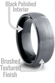 Mens Wedding Rings Tungsten by Wedding Rings Victorian Mens Rings Tungsten Wedding Bands For