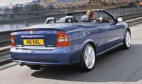astra opel 1998 vauxhall astra convertible review 2001 2005 parkers
