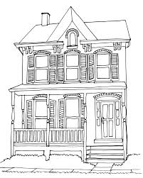 Victorian House Blueprints Https Www Bing Com Images Search Q U003dhouse Drawings Coloring