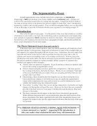 Science Essay Examples Writing Essay Introductions Argumentative Essays On Abortion