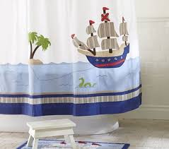 Navy And White Striped Shower Curtain Awesome Boys Shower Curtains And Rug Stripe Shower Curtain Navyred