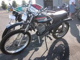 old motocross bikes for sale oldmotodude 1974 harley davidson aermacchi sr100 baja at the 2012