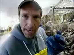 Mike Rowe House - dirty jobs with mike rowe clam shucker youtube